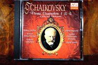Tchaikovsky - Piano Concertos 1 & 3  - Used CD, VG