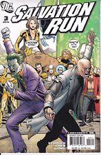 SALVATION RUN N° 3  Albo in Americano ed. Dc Comics