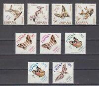 SPAIN - SPANISH SAHARA - COMPLETE MNH YEAR 1970 EDIFIL 279/87