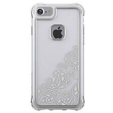 Silver Mobile Phone Fitted Cases/Skins for iPhone 6s