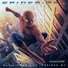 SPIDER-MAN-Music from and inspired the Motion Picture/CD (con 3d-ologramma)