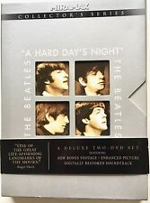 THE BEATLES - A HARD DAY'S NIGHT COLLECTORS SERIES 2-Disc DVD SET ~ LIKE NEW!