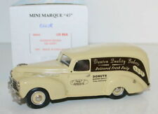 MINIMARQUE 1/43 US86A - 1941 HUDSON SEDAN DELIVERY - DANTON QUALITY BAKERS