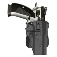 Tactical Holster For CZ 75 SP-01 Shadow 360° Adj Holder Right-Handed Paddle