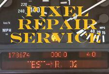 BMW E38 E39 E53 M5 X5 Land Rover Instrument Cluster Pixel Repair Service