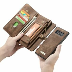 Wristlet Phone case For Samsung Galaxy S20 plus Ultra S10 5G Plus S10e Leather