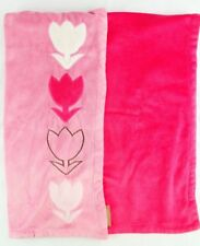 DWELL STUDIO Pink Tulips Security Blanket Lovey