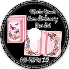Fai la tua propria Cancelleria Box Set CD-ROM 10