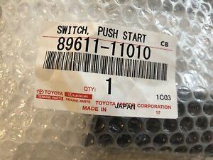 TOYOTA LEXUS Genuine Engine Start Stop Push Button Ignition Switch 89611-11010