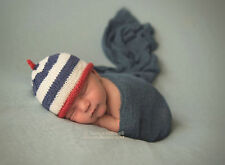 Handmade Boys' Striped Baby Accessories