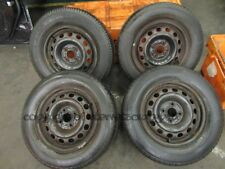Honda Civic MK7 01-05 1.4 steel wheels + tyres 185 70 14