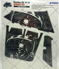 AMR Racing Graphics Decal Wrap Kit Sale For Yamaha BANSHEE 350 87-05 REAPER