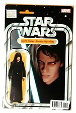 Darth Vader Vol 2 #1 Cover B Variant John Tyler Christopher Action Figure Cover