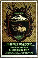BLITZEN TRAPPER 2016 Gig POSTER Portland Oregon Concert