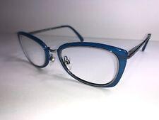 CHANEL Eyeglass Frames 2171 c. 108 Women Glasses Blue Silver Prescription - $599