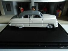 Oxford  1949  Mercury     Temple Gray / Dakota  Gray   1/87   HO  diecast car