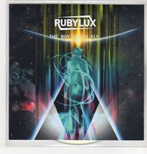 (GS578) Rubylux, The Boy Could Fly - 2010 DJ CD