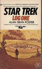 Star Trek Log One by Alan Dean Foster (1975) Bb pb