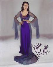 KATIE MCGRATH Signed Autographed MERLIN MORGANA Photo