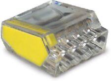 Ecm, PushGard, 60 Pack, 4 Port, Push In Connector