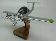 MC-15 Cri-cri Cricket Cri Cri MC15 Airplane Kiln Dry Wood Model Small New