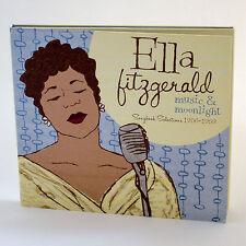 Ella Fitzgerald - Música & Luz de la luna - 1956-1959 - Música Cd Álbum