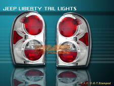 2002 2003 2004 2005 2006 07 JEEP LIBERTY ALTEZZA TAIL LIGHTS CHROME