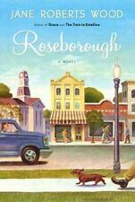 Roseborough by Jane Roberts Wood (2003, Hardcover) Novel