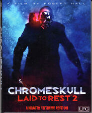 Laid to Rest 2 , Unrated Extreme Edition , limited small Hardbox , 100% uncut