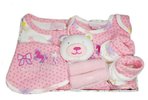 Baby Hamper With Clothes, Blanket & Comforter - Mummy's Little Princess Unicorn