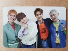 SHINee GROUP #1 Authentic Official PHOTOCARD THE STORY OF LIGHT EP.2 Vol. 6 샤이니