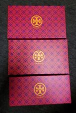 3 Tory Burch Empty Shoe/ Sandals Box