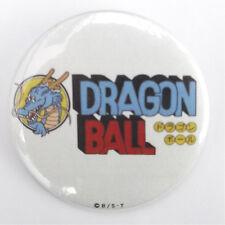 Japan Anime Dragon Ball Button Badges Title logo