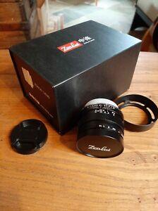 Zonlai 22mm f1.8 for Fuji X