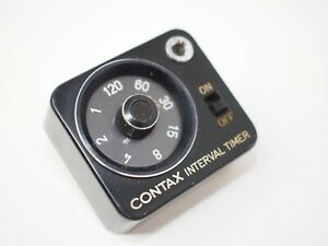 Contax Interval Timer for Real Time Winder