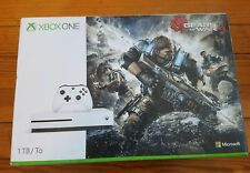 Microsoft Xbox One S Gears of War 4 1TB Console Bundle