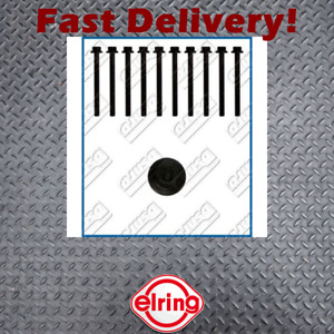 Elring Head Bolts suits Fiat 500 POP Anniversary 169A4.000 (years: 6/13-)