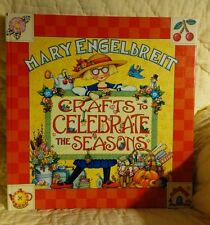 Mary Engelbreit Crafts to Celebrate the Seasons book collectible
