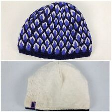 The North Face Womens Beanie Hat Reversible One Size