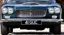 4x Scheinwerfer Maserati Sebring 3500 GTI Khamsin Ghibli Quattroporte Mk2 Mk3 US