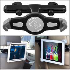 Regolabile Universale Per Auto Poggiatesta Sedile Custodia per iPad Samsung Tab