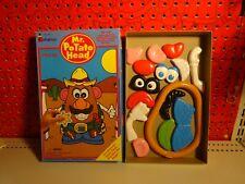Vintage 1997 Colorforms Mr Potato Head Magnetic set Refrigerator 14 pieces