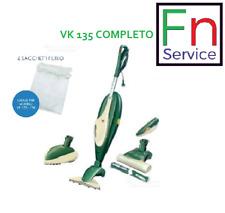 ASPIRAPOLVERE VORWERK FOLLETTO vk135+(PL 515+EB360+PB420) X VK 200 140 150 130