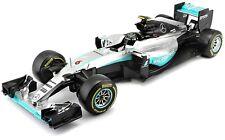 Nico Rosberg 2016 Mercedes Petronas W07 Hybrid Diecast Model Car 18-18001R