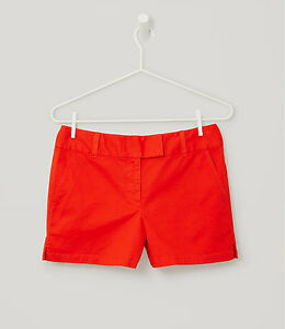 """Ann Taylor LOFT Riviera Shorts with 4"""" Inseam Various Colors Size 0, 2, 6, 14"""