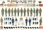 Uniforms+and+Insignia+of+the+German+Army+1936+Soviet+Nazi+Military+11%22x16%22+Print