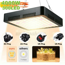 4000W LED Pflanzenlampe Vollspektrum Grow Light Pflanzenlicht Für Zimmerpflanzen