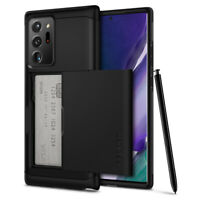 Galaxy Note 20 Ultra (2020) Case | Spigen® [Slim Armor CS] Slim Protective Cover