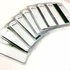 PNY 1GB DDR2 Memory Cards (Lot of 8) PC2-4200 533MHz / 400MHz