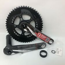 SRAM Prime Quarq-Ready BB30 11s Mid-Compact 52/36 175mm Force/Red-Level Crank